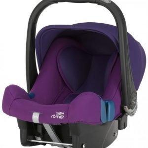Britax Römer Turvakaukalo Baby Safe Plus SHR II 2016 Mineral Purple