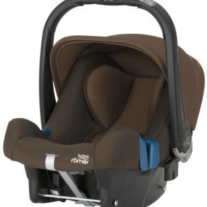 Britax Römer Turvakaukalo Baby Safe Plus SHR II 2016 Wood Brown