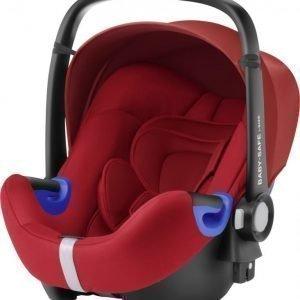 Britax Römer Turvakaukalo Baby Safe i-Size 2016 Flame Red