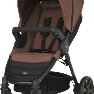 Britax Rattaat B-Agile 4 2016 Wood Brown