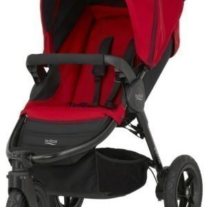 Britax Rattaat B-Motion 3 2016 Flame Red