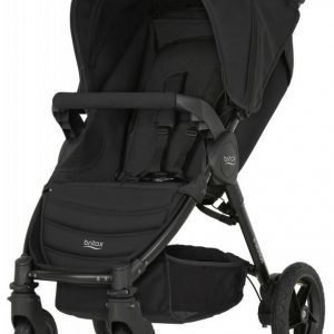 Britax Rattaat B-Motion 4 2016 Cosmos Black