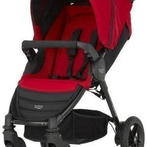 Britax Rattaat B-Motion 4 2016 Flame Red