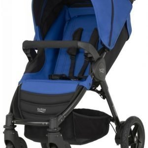 Britax Rattaat B-Motion 4 2016 Ocean Blue