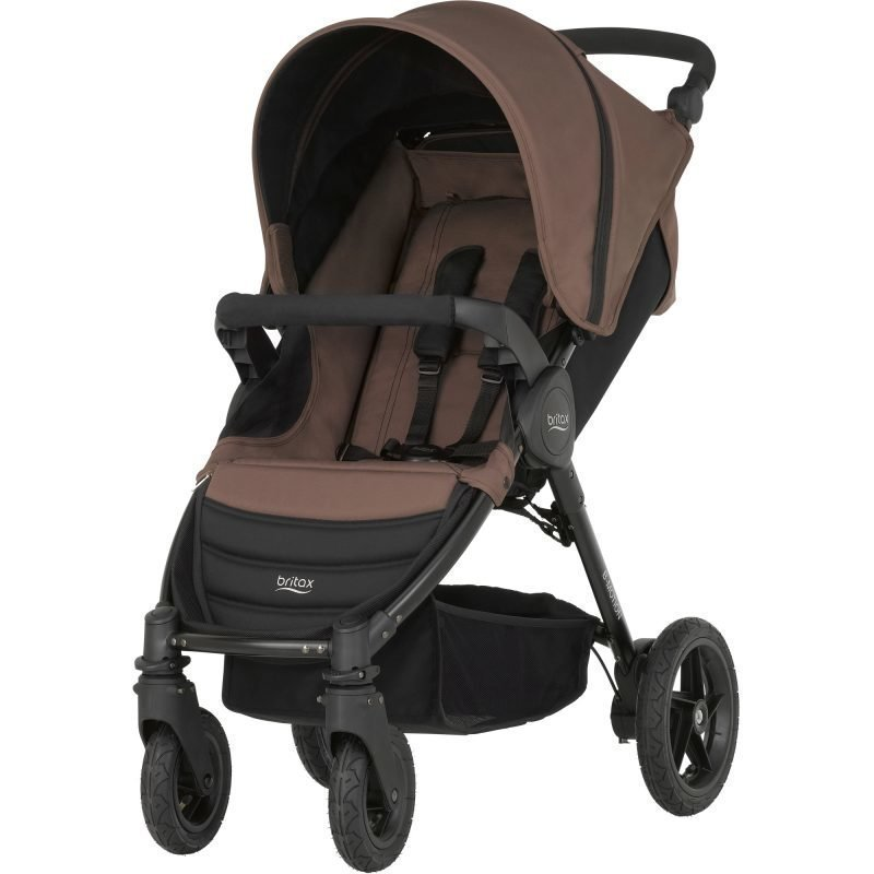 Britax Rattaat B-Motion 4 2016 Wood Brown