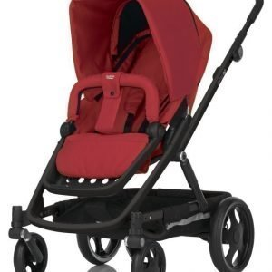 Britax Rattaat Go 2015 Black/Chili Pepper