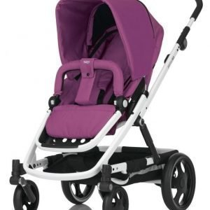 Britax Rattaat Go 2015 White/Cool Berry