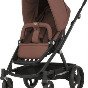 Britax Rattaat Go 2016 Black/Wood brown