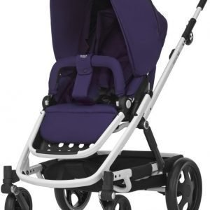 Britax Rattaat Go 2016 White/Mineral Purple