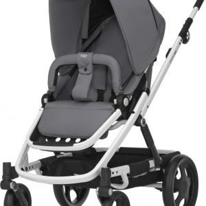 Britax Rattaat Go 2016 White/Steel Grey