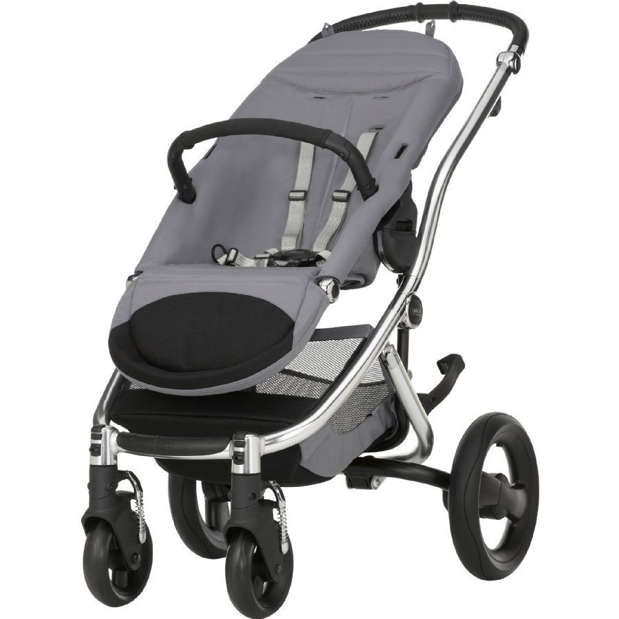 Britax Runko Affinity 2 Base Model Chrome