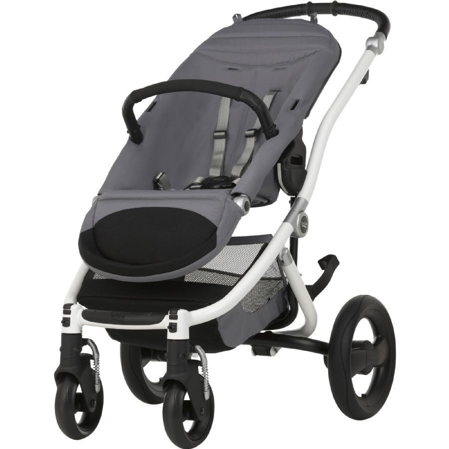 Britax Runko Affinity 2 Base Model White