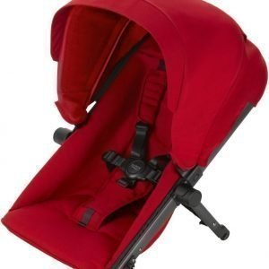 Britax Sisarusistuin B-Ready Flame Red