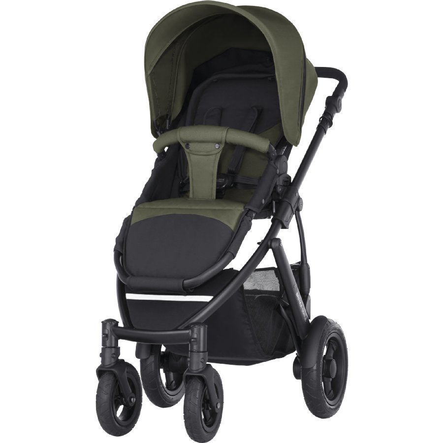 Britax Smile 2 Olive Green Lastenrattaat