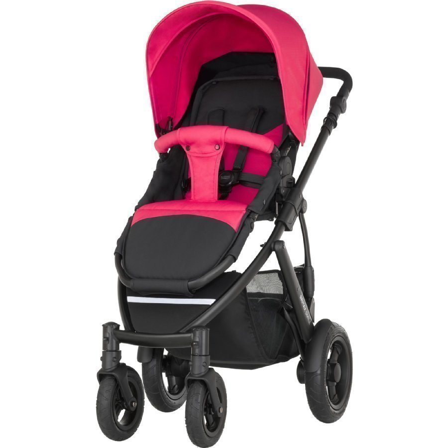 Britax Smile 2 Rose Pink Lastenrattaat