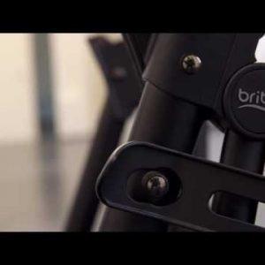 Britax Smile Ii Rattaat Cosmos Black / Musta