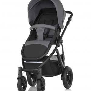 Britax Smile Ii Rattaat Steel Grey / Harmaa