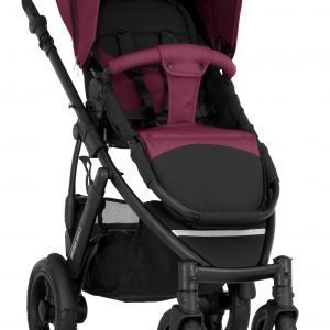 Britax Smile Ii Rattaat + Vaunukoppa Wine Red