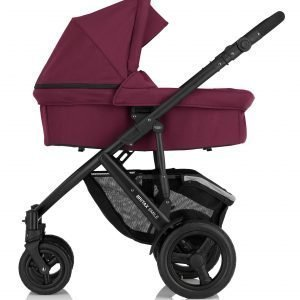 Britax Smile Ii Rattaat Wine Red