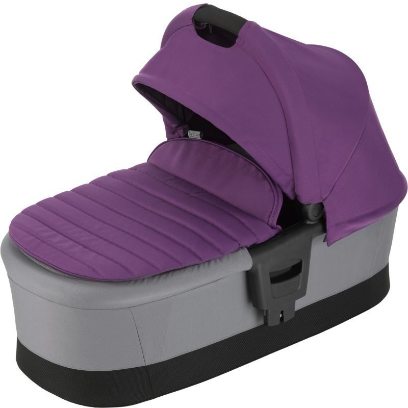 Britax Vaunukoppa Affinity Carrycot 2016 Mineral Lilac