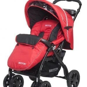 Britton Allroad Rattaat Red / Black