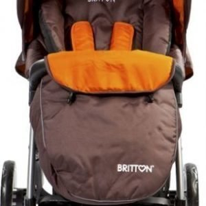 Britton Kuomurattaat Britton Allroad Brown / Orange