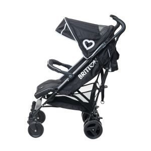 Britton Liverpool Lastenrattaat Jet Black