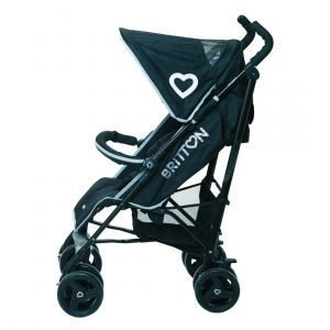 Britton Shopper Rattaat Jet Black