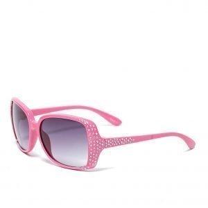 Brookhaven Lucy Jo Sunglasses Aurinkolasit Vaaleanpunainen