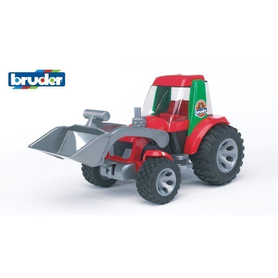 Bruder Roadmax Traktori Etukuormaajalla 20102