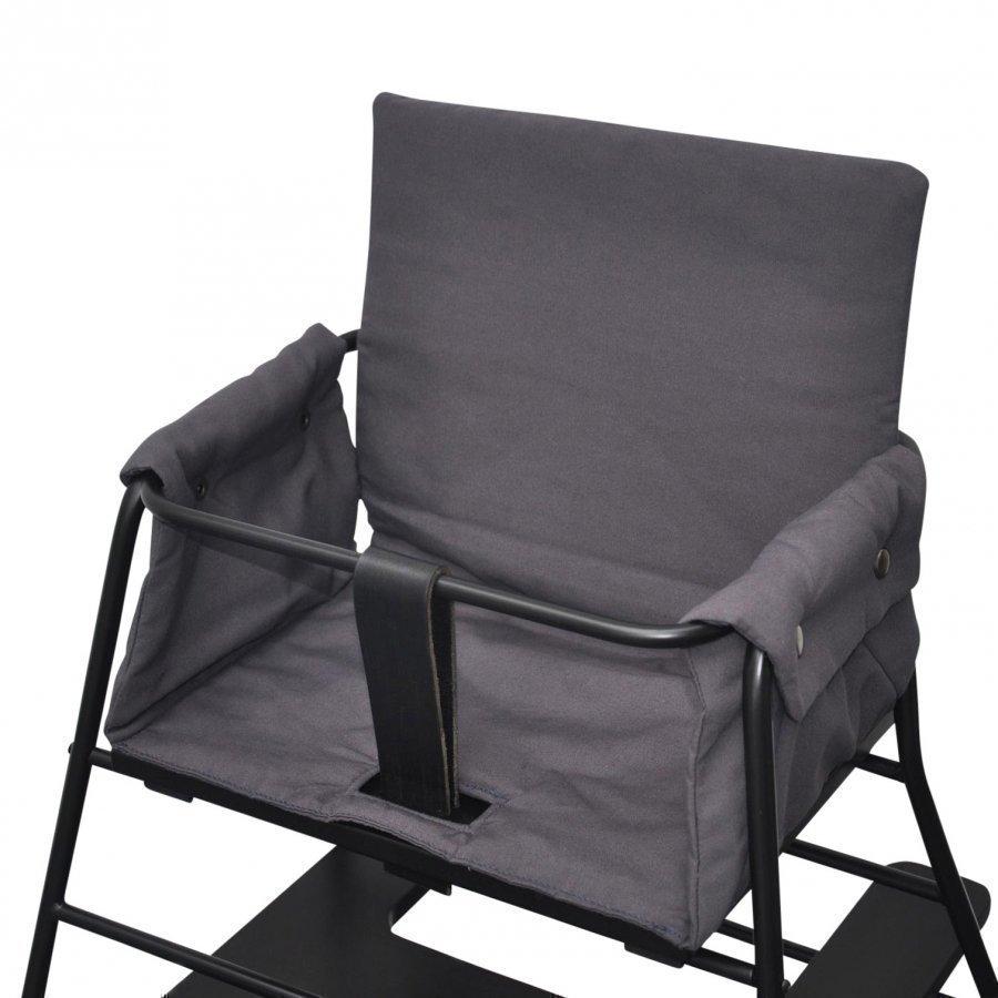 Budtzbendix Cushion Grey Syöttötuolin Istuintyyny