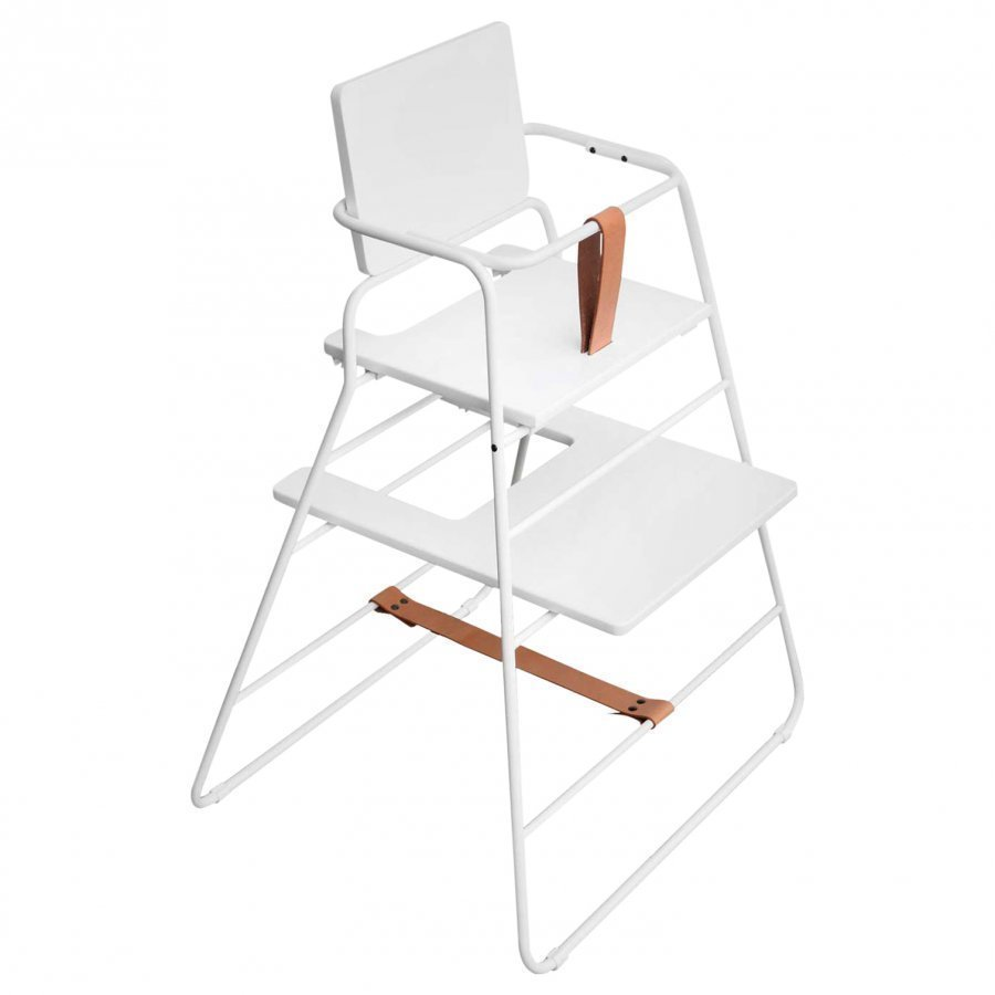 Budtzbendix Tower Chair White Syöttötuoli