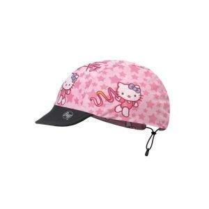Buff Hello Kitty Cap Gymnastics Lasten Lippis Käännettävä