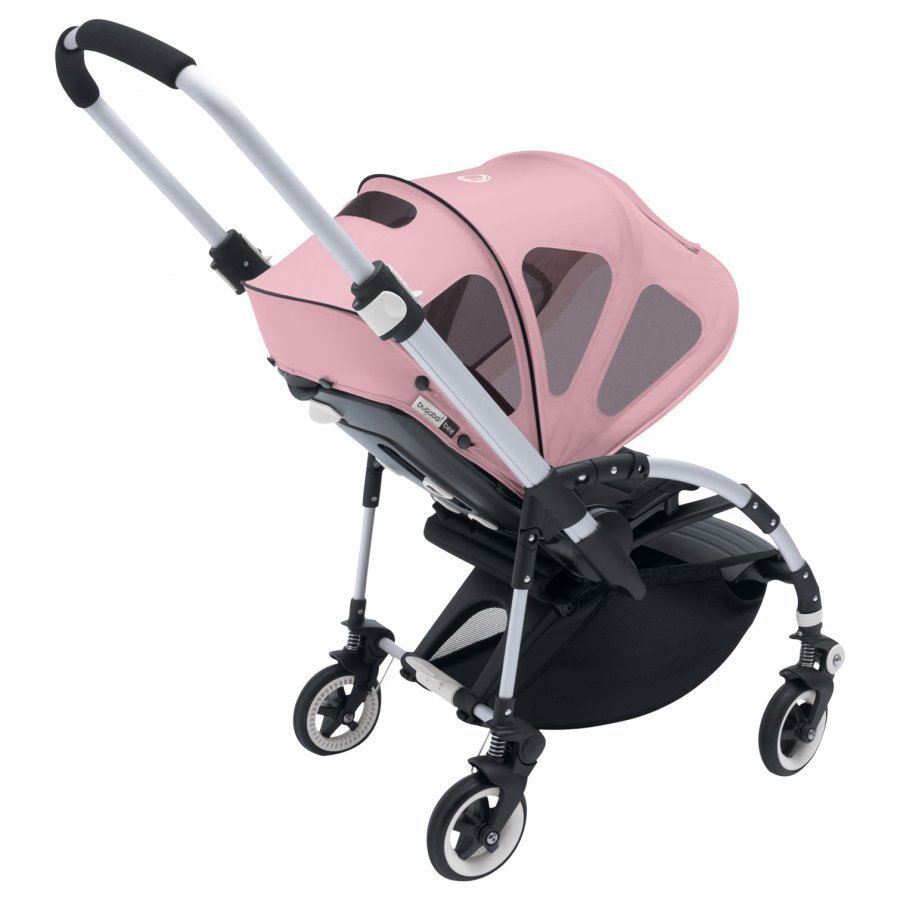 Bugaboo Bee Breezy Sun Canopy Soft Pink Aurinkokuomu