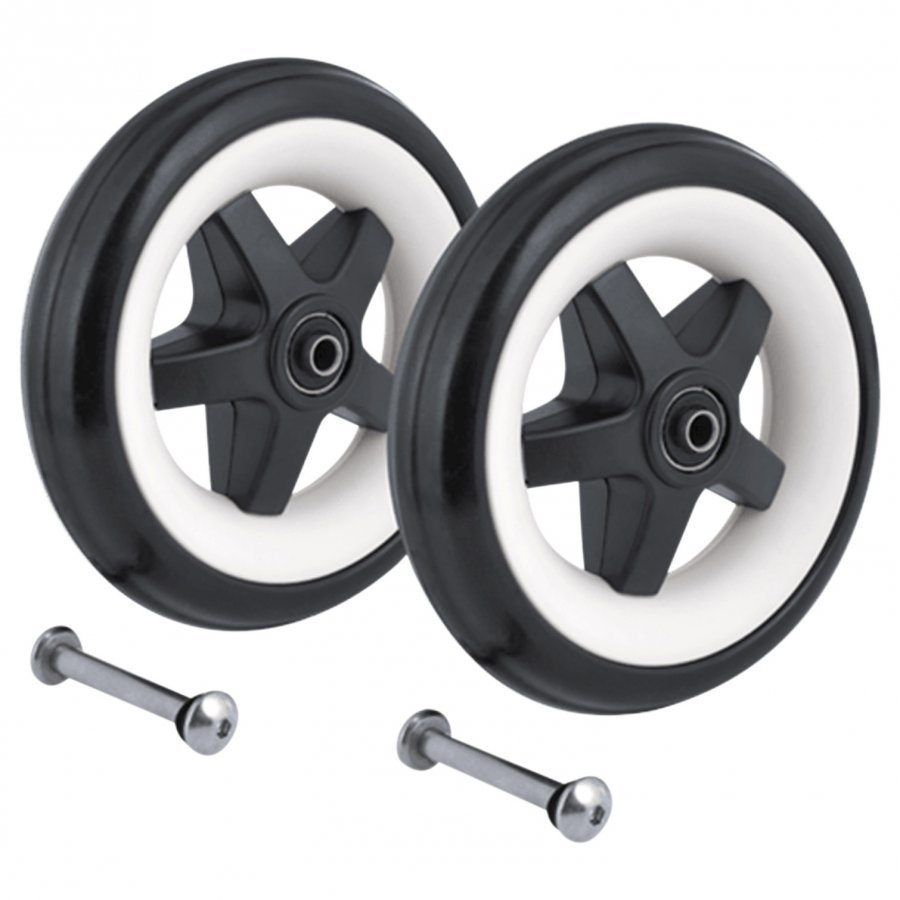 Bugaboo Bee3 Rear Wheels Replacement Set Pyörä