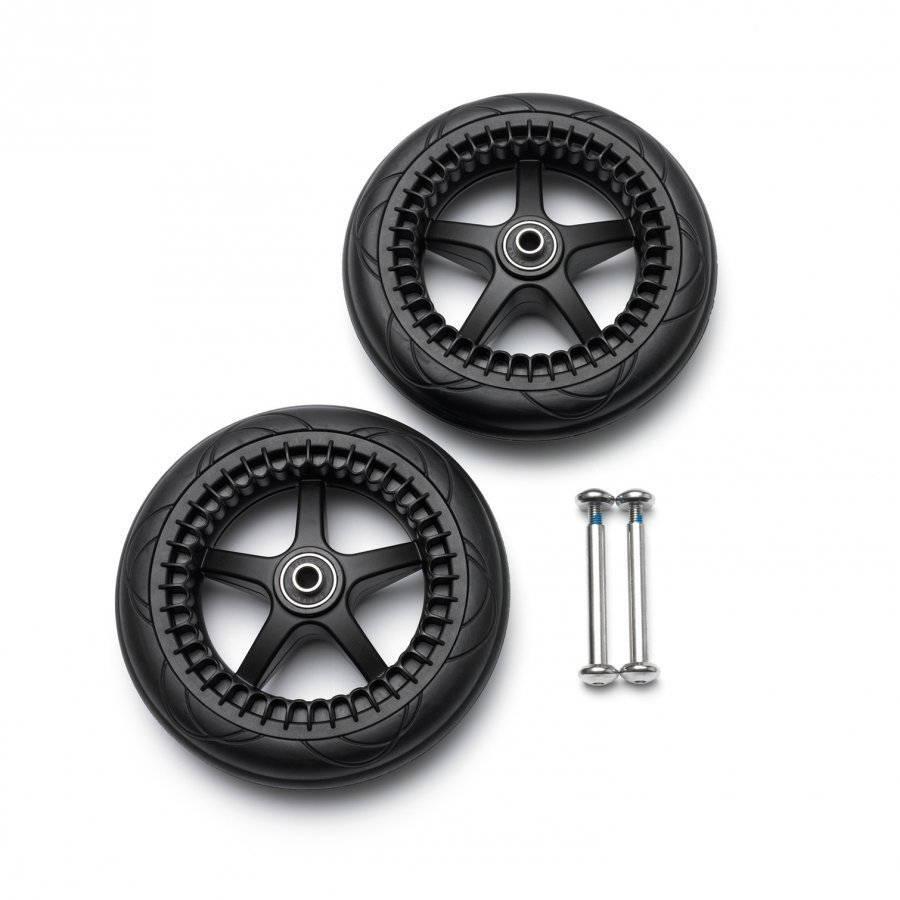 Bugaboo Bee5 Rear Wheels Replacement Set Vaunun Lisävaruste