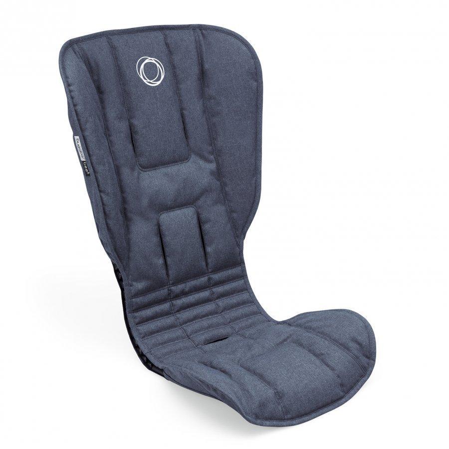 Bugaboo Bee5 Seat Fabric Blue Melange Kangassetti