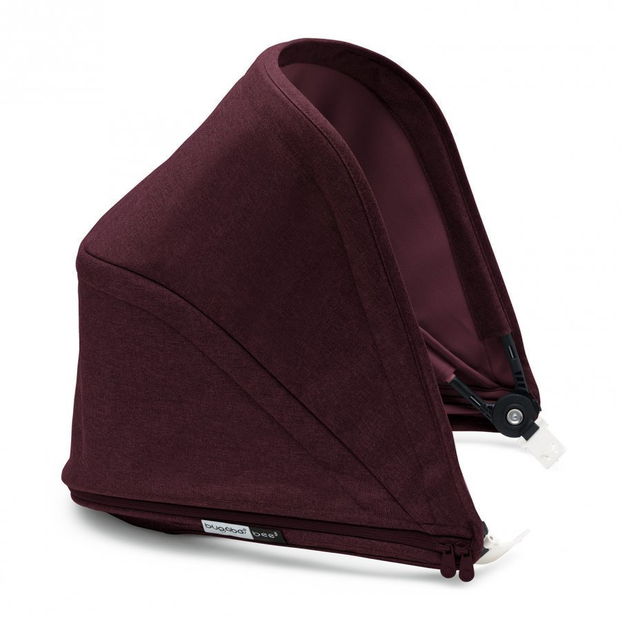 Bugaboo Bee5 Sun Canopy Red Melange Aurinkokuomu