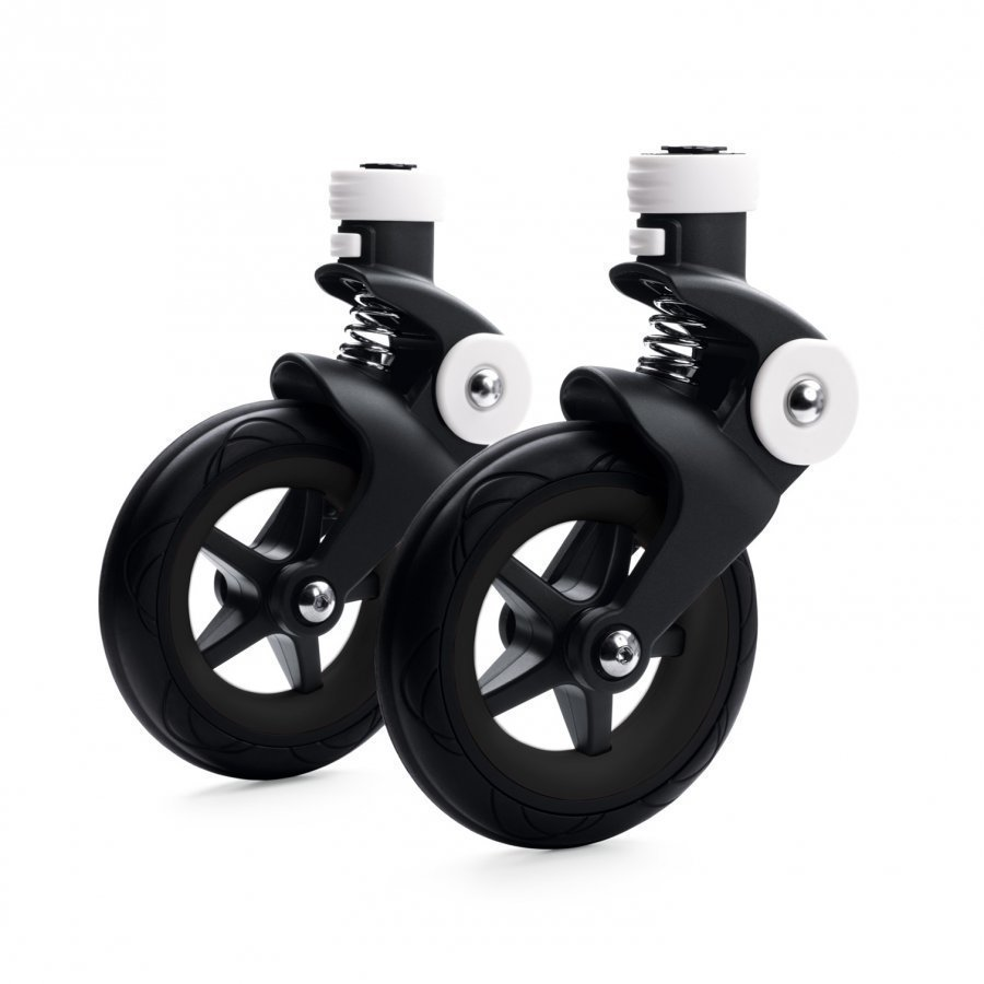 Bugaboo Bee5 Swivel Wheels Replacement Set Vaunun Lisävaruste