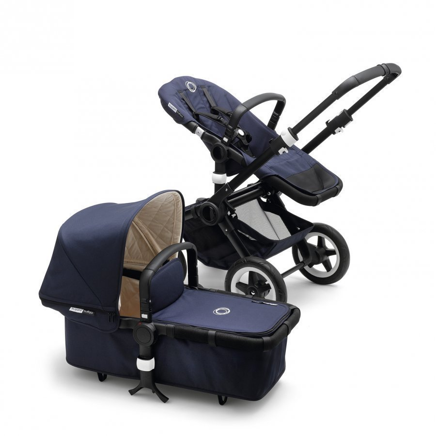Bugaboo Buffalo Classic+ Collection Complete Navy Yhdistelmävaunut