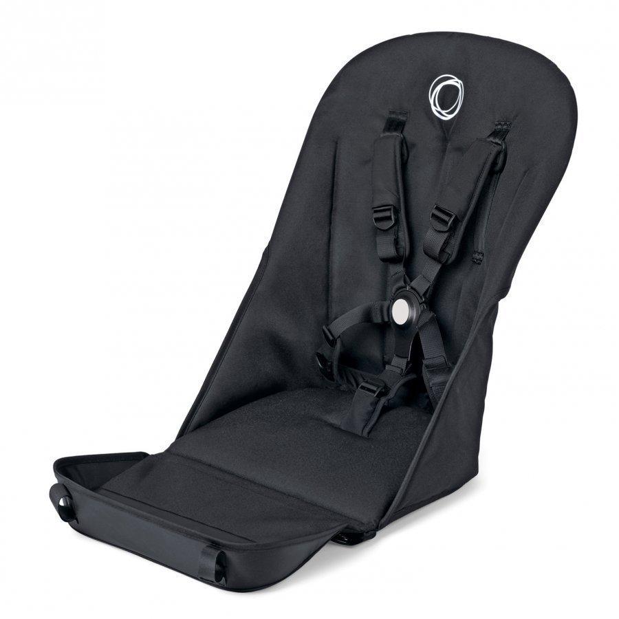 Bugaboo Cameleon³ Seat Fabric Black Comfort Harness Vaunun Lisävaruste