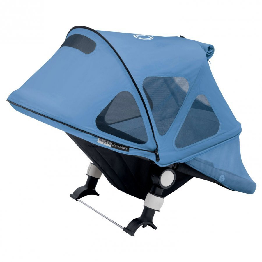 Bugaboo Cameleon3 Breezy Sun Canopy Ice Blue Aurinkokuomu