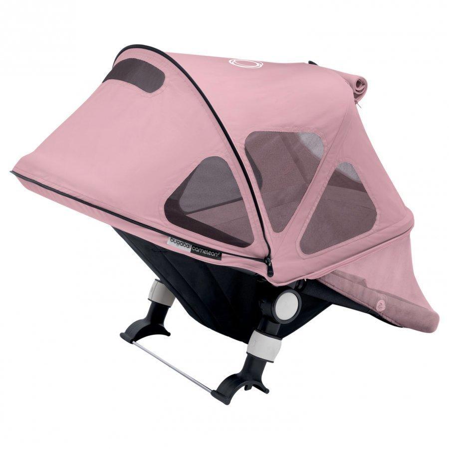Bugaboo Cameleon3 Breezy Sun Canopy Soft Pink Aurinkokuomu