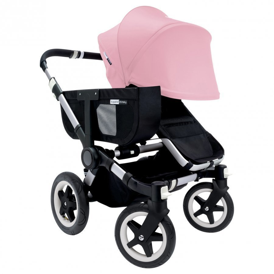 Bugaboo Donkey Sun Canopy Soft Pink Aurinkokuomu