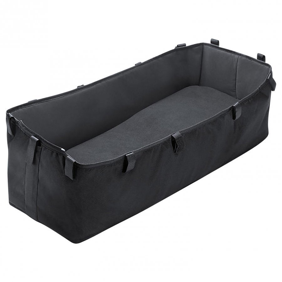 Bugaboo Donkey Twin Extension Bassinet Base Black Kangassetti