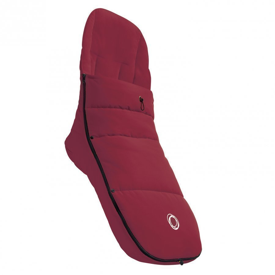 Bugaboo Footmuff Ruby Red Lämpöpussi