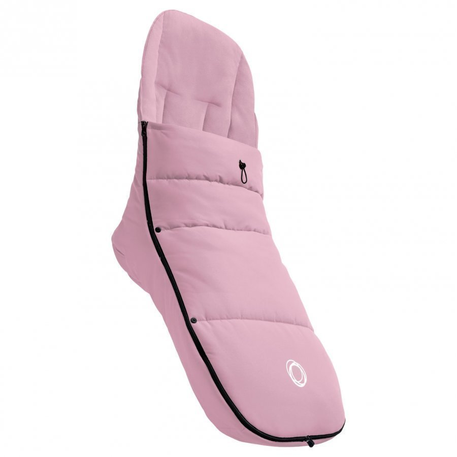 Bugaboo Footmuff Soft Pink Lämpöpussi