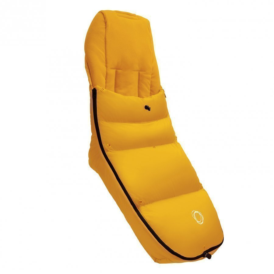 Bugaboo High Performance Footmuff Sunrise Yellow Lämpöpussi