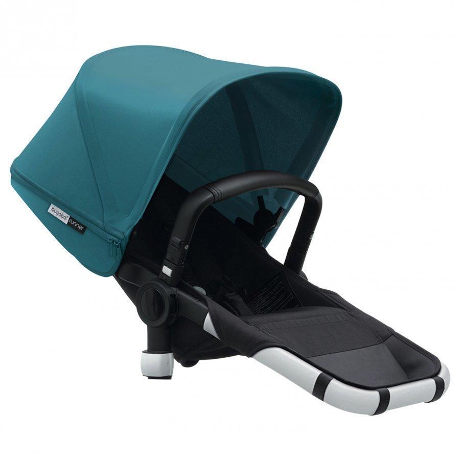 Bugaboo Runner Seat+ Black/Petrol Blue Istuin