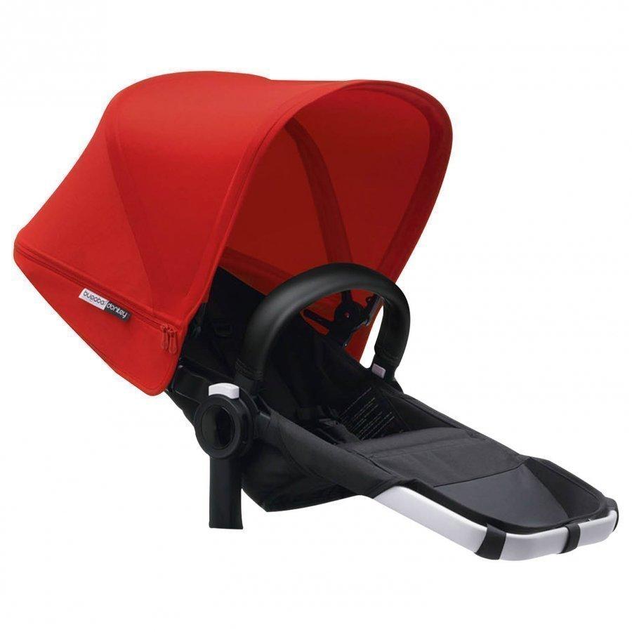 Bugaboo Runner Seat+ Black/Red Istuin